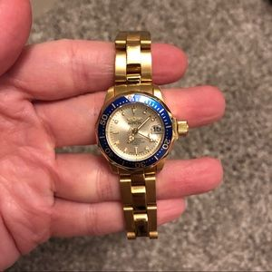 Small Invicta Watch